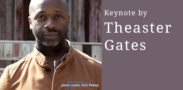 Theaster Gates, Keynote Speaker