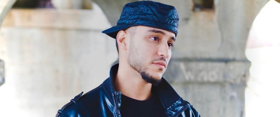 Libyan-American hip-hop artist Kayem.