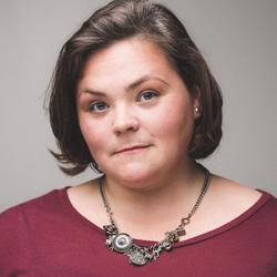 Krissy Vanderwarker.